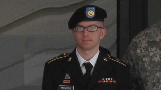 Leakers - Bradley Manning