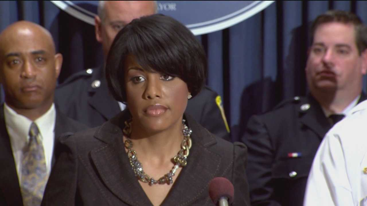 WBAL-TV 11 News I-Team raises new questions about Baltimore Mayor Stephanie Rawlings-Bake's connections to two top lobbyists.