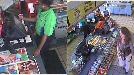 purse snatching suspect photo