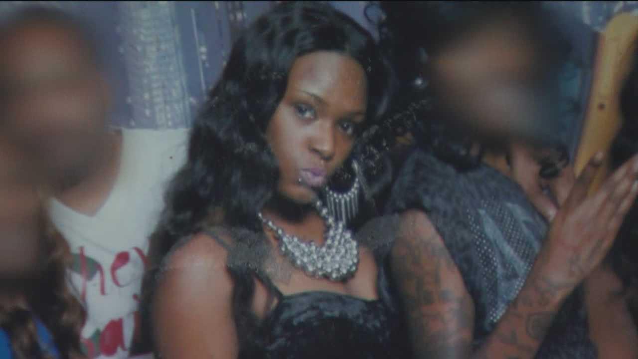 Donyea Jones, 18, was fatally shot on North Kenwood Avenue.