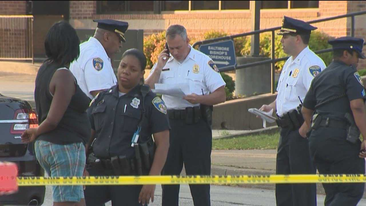 One person was killed and four others were injured in four separate shootings in Baltimore.