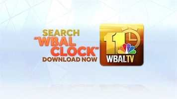 "Search ""WBAL Clock"" in iTunes and Google Play. Thank you!  iTunes 