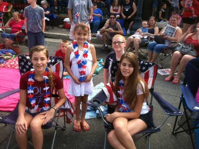 Dundalk Parade