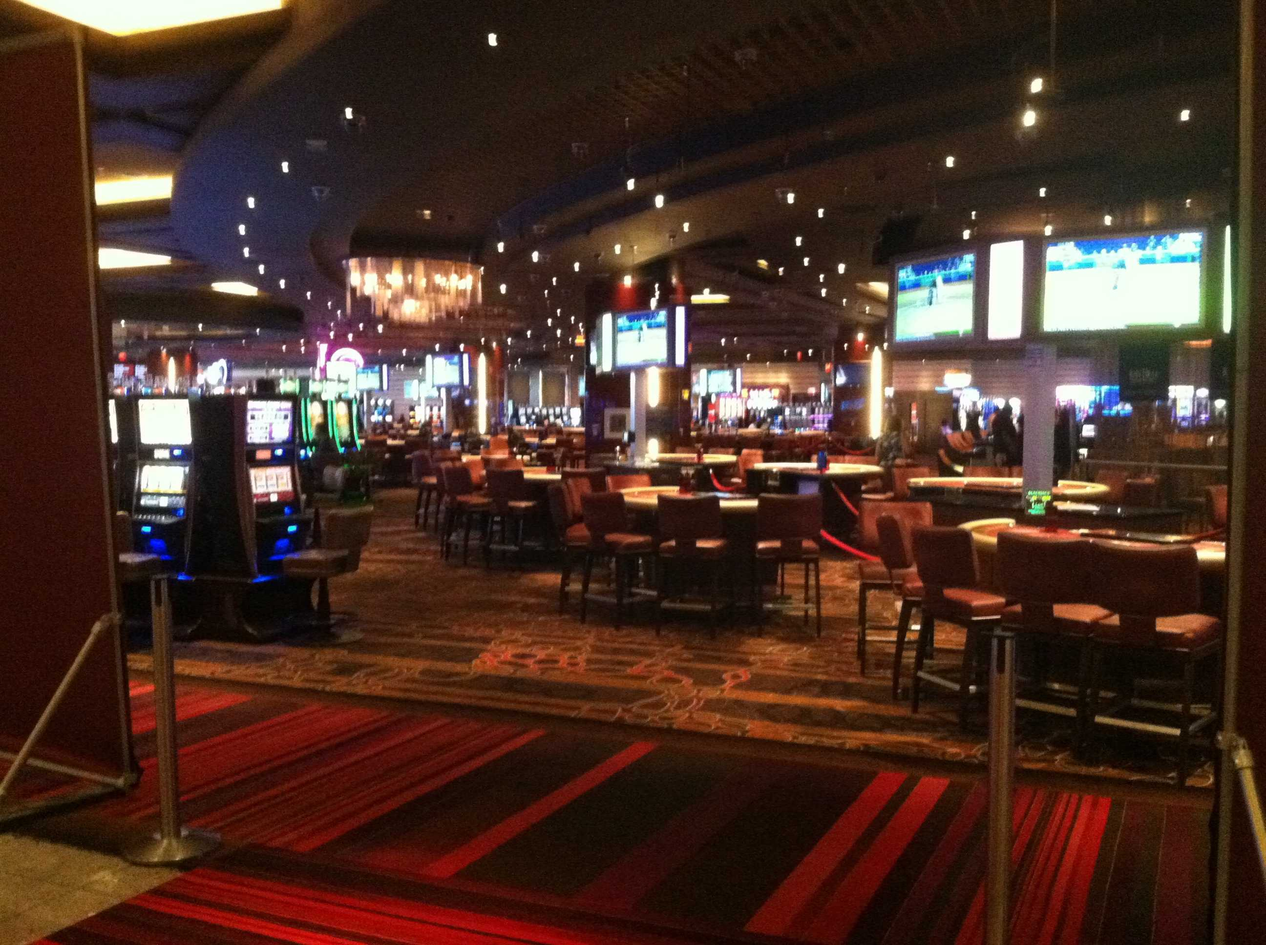 Great Behind The Scenes: Maryland Live! Poker Room