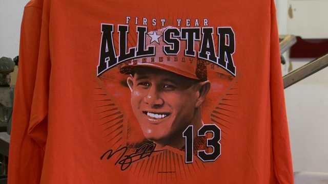 Manny Machado All-Star T-shirt