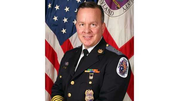 Kevin Davis, formerly assistant chief in Prince George's County, leads the Anne Arundel County Police Department.