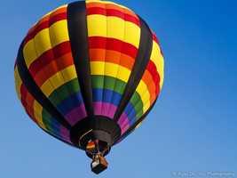 Turf Valley Preakness Balloon Festival
