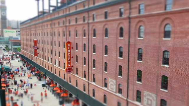 The Warehouse at Camden Yards