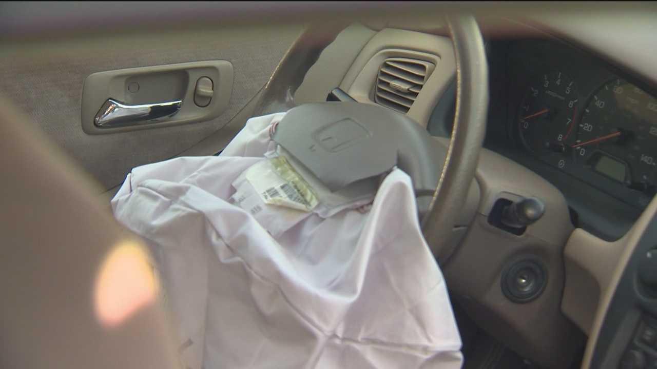 Airbag thieves strike again in Anne Arundel Co.