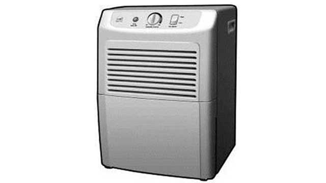 dehumidifier recalled