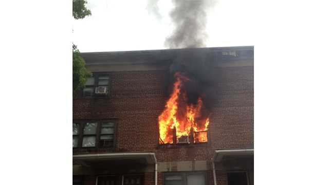 North Mount Street fire