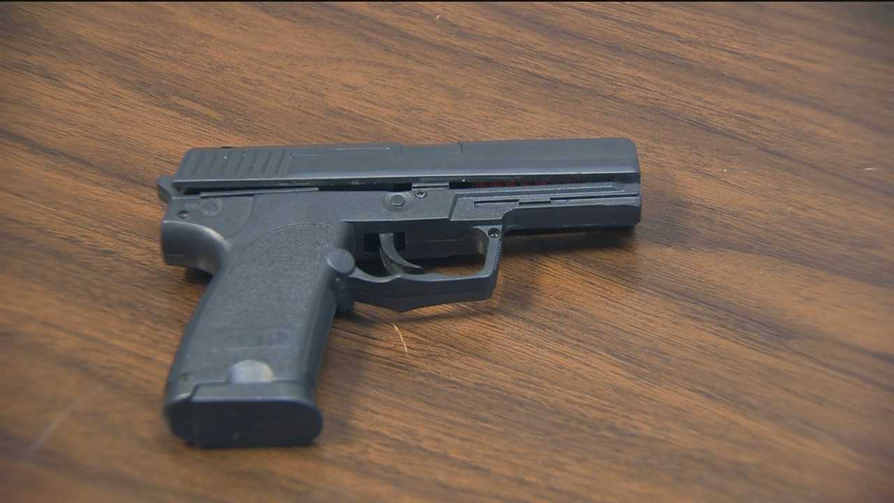 Juvenile court official cracks down on toy gun sales
