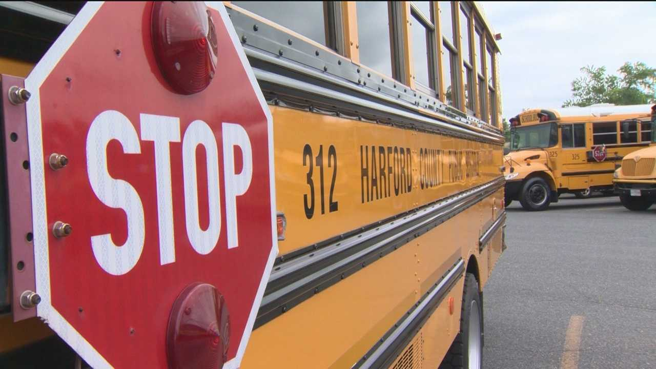 Big changes are coming for thousands of Harford County students who ride the bus to school.
