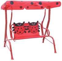 About 14,400 children's ladybug-themed chairs are being recalled because of a lead hazard.