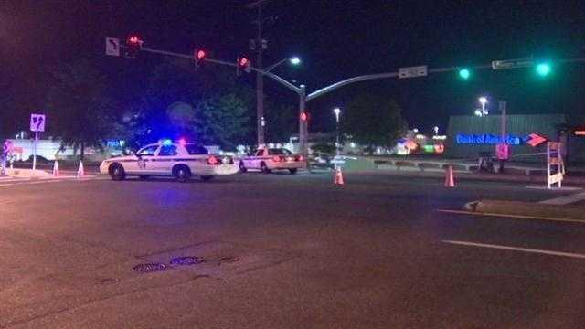 North Point Fatal Pedestrian Crash