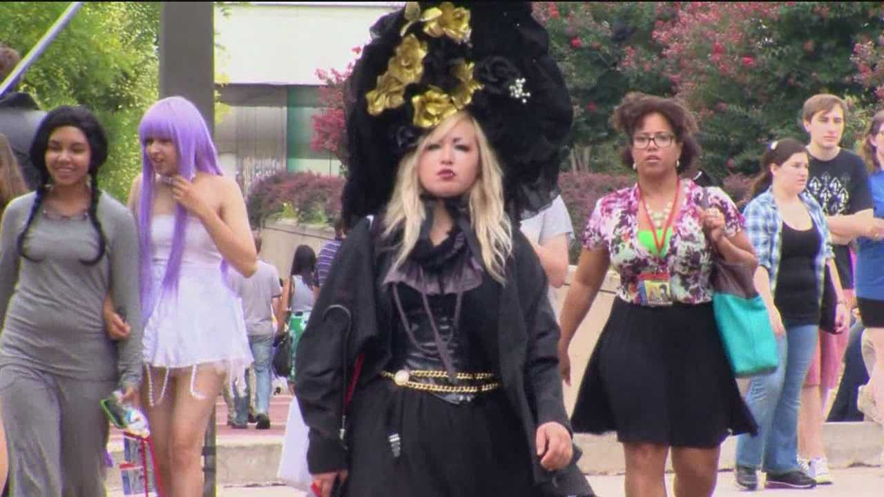 Concern is mounting tonight over Baltimore's economic future -when it comes to tourism and it all started with this week's Otakon Convention. Event organizers said the convention center downtown is in such bad shape that they're taking their business out of Baltimore to Washington, D.C.