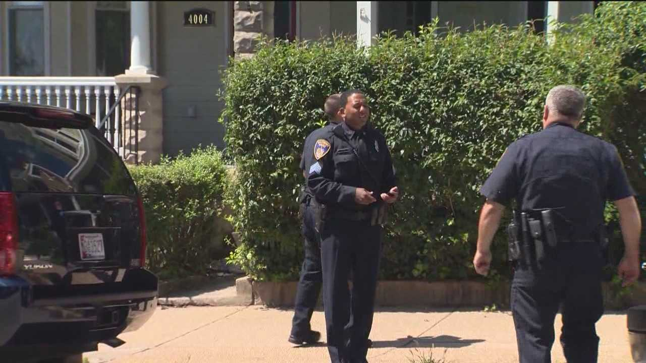 Police work to quell crime in nicer city neighborhoods