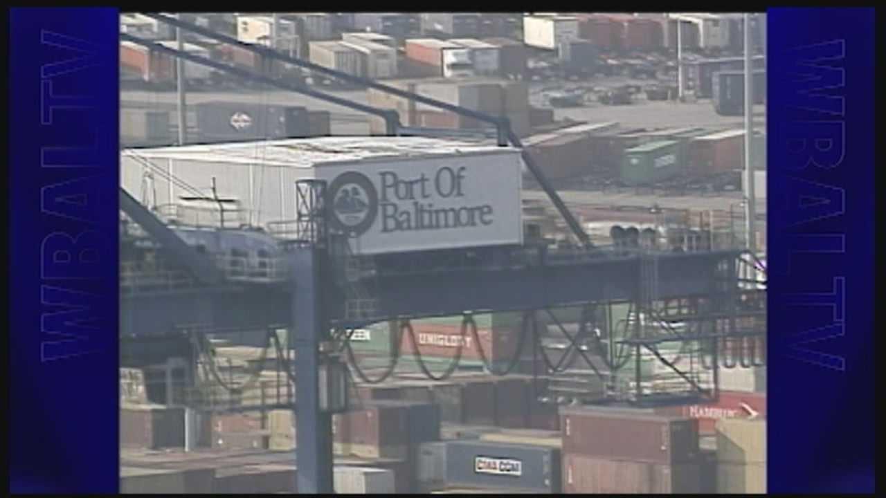 Feds intercept illegal cargo at Port of Baltimore