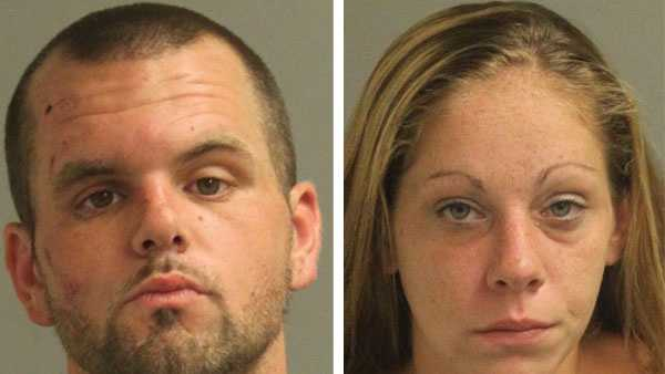 Mugshots: Christopher Northcraft, Brandy Bowman