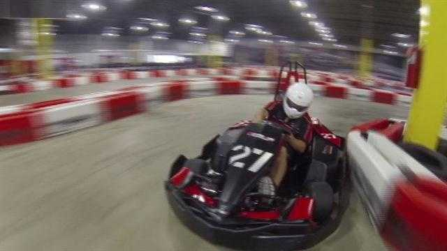 The Baltimore Grand Prix is coming up fast and to see what it takes to get behind the wheel a new go-kart facility in Howard County is offering a Grand Prix-like experience.