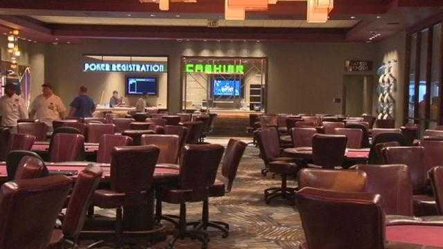 On Wednesday, Maryland Live Will Open Its New Two Story Poker Room In A