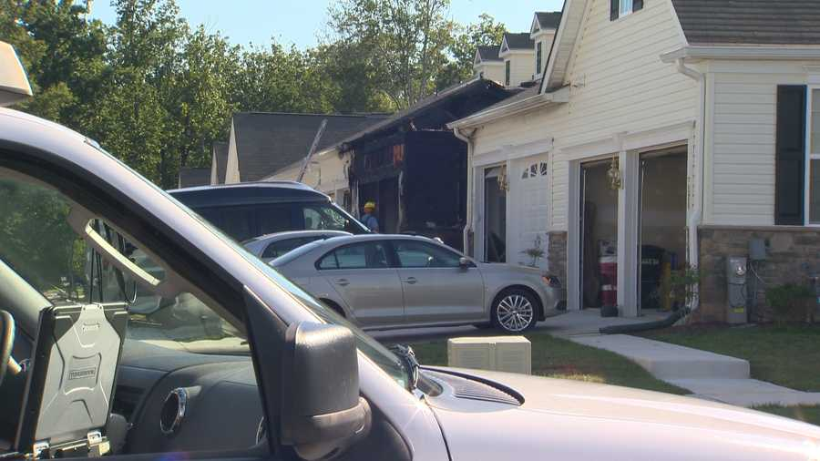Three people in Anne Arundel County need a new place to live after a fire ripped through their townhouse in Odenton. Read the story
