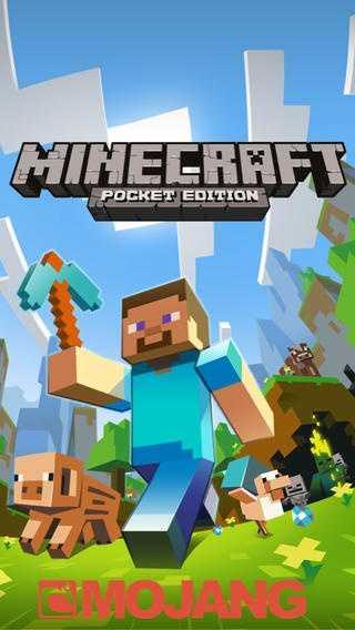 Minecraft- Pocket Edition ranks second