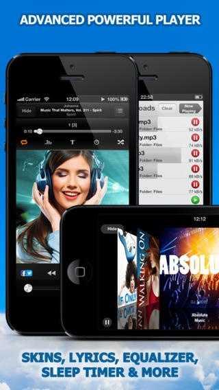 Free Music Download Pro - Mp3 Downloader ranks 10th