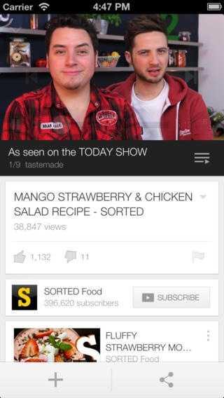 YouTube ranks fifth