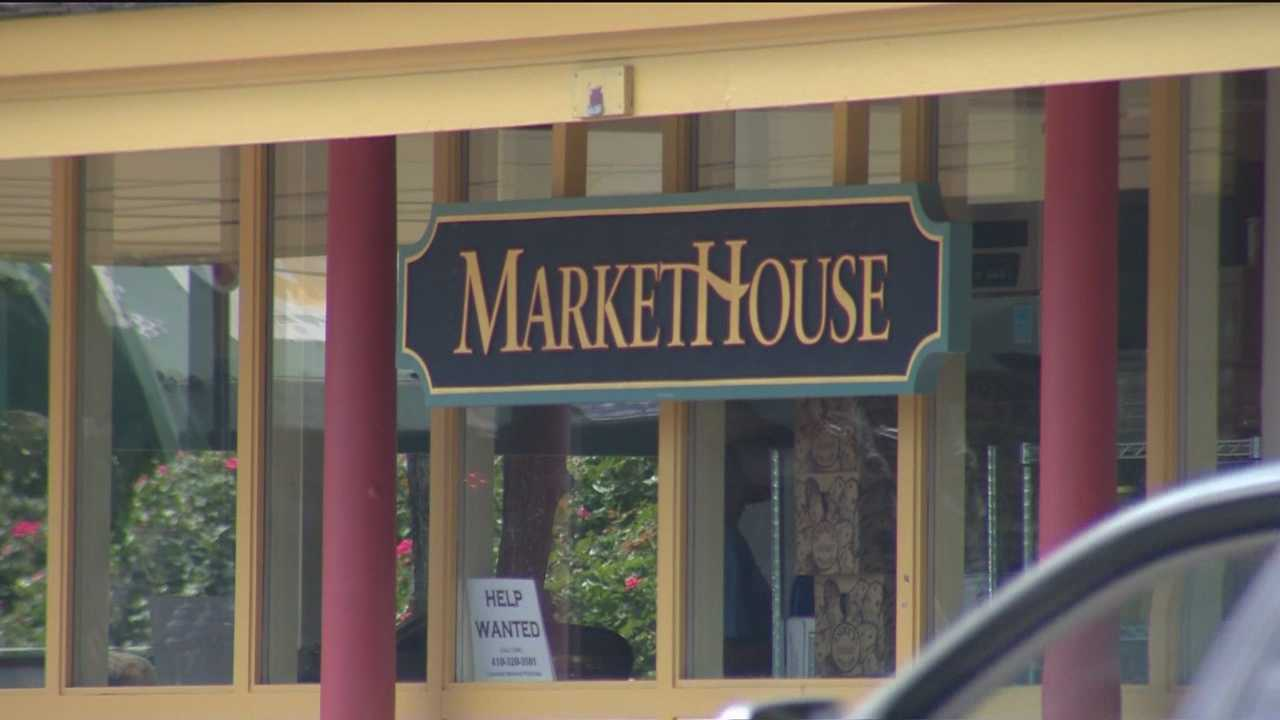 Market House in Annapolis