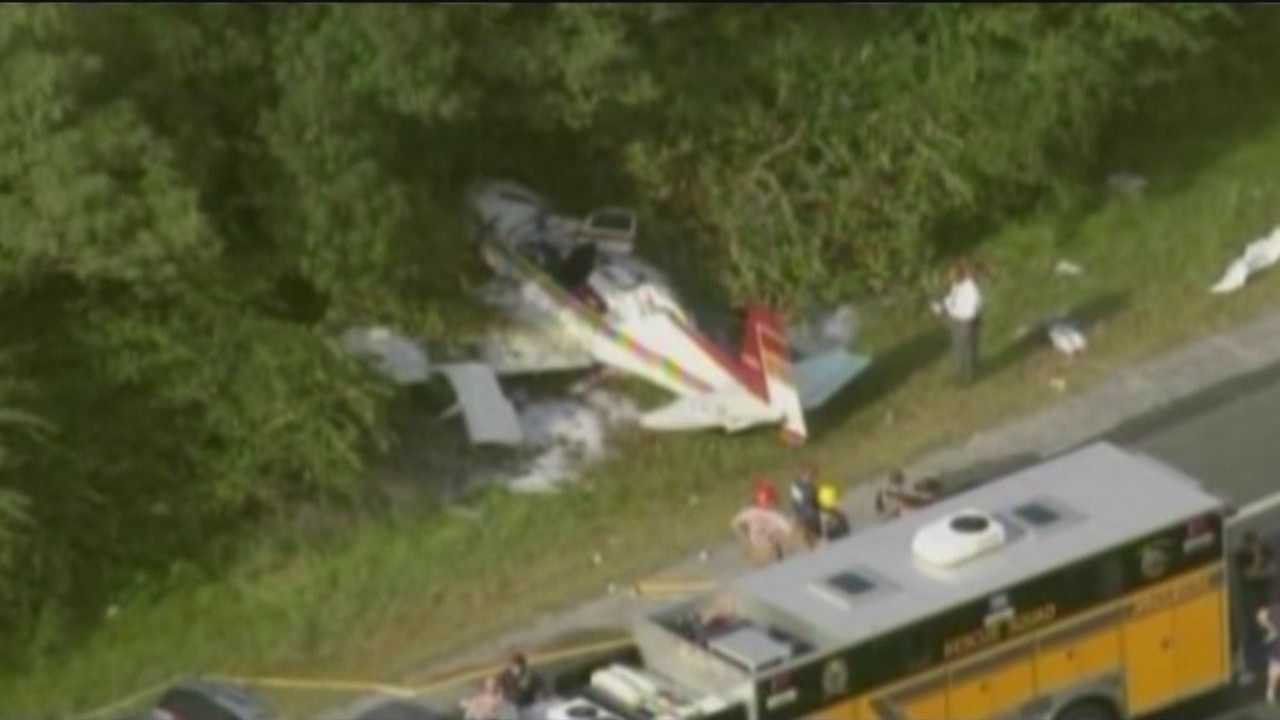 3 injured in small plane crash in Bowie