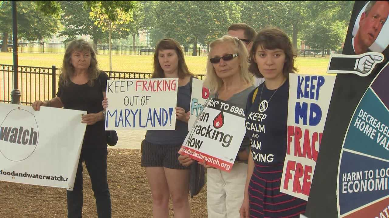 Fracking opponents make their case