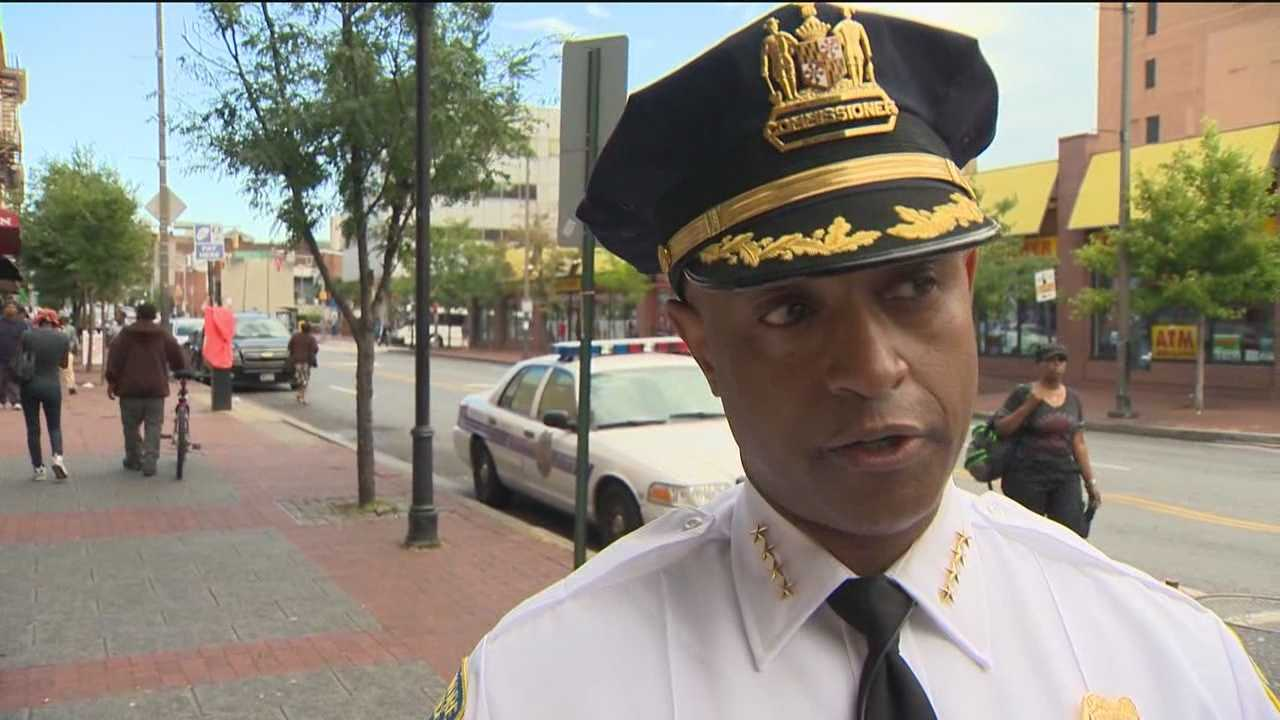 "Baltimore City Police Commissioner Anthony Batts spells out new rules he's got his department enforcing to change the ""anything goes"" behavior so widespread in some city communities."