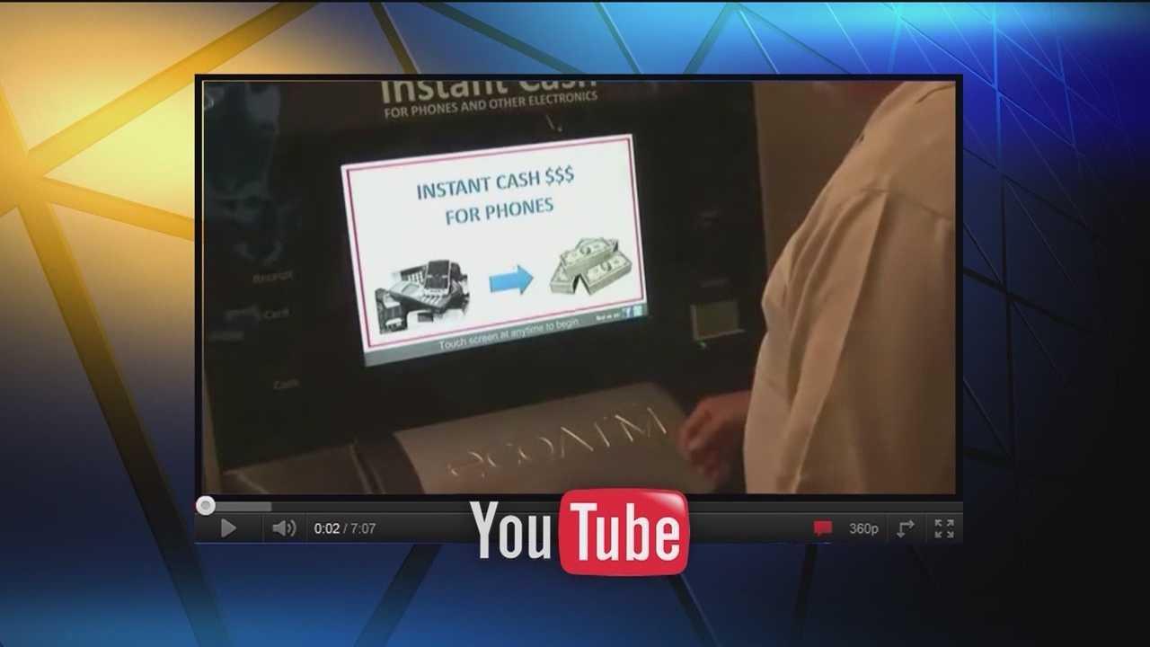 Eco ATMs explained on YouTube