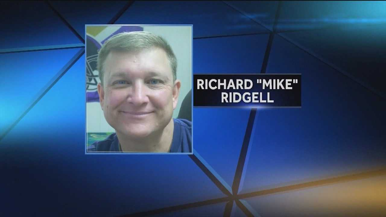Richard Michael Ridgell, 52, who was from Westminster, was working security at Navy Yard when he was killed.