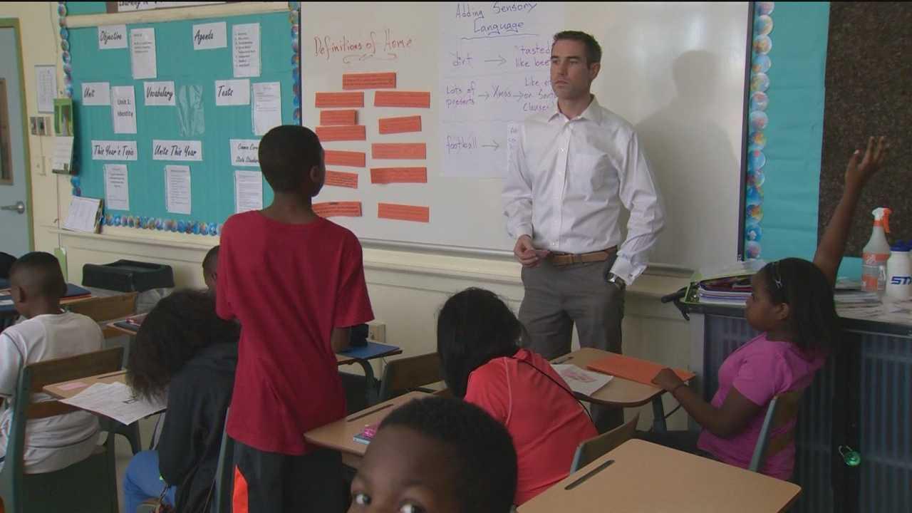 Landmark city teacher's contract pays off