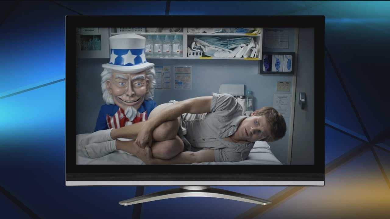 Edgy ad campaign opposes enrolling in Health Care Reform