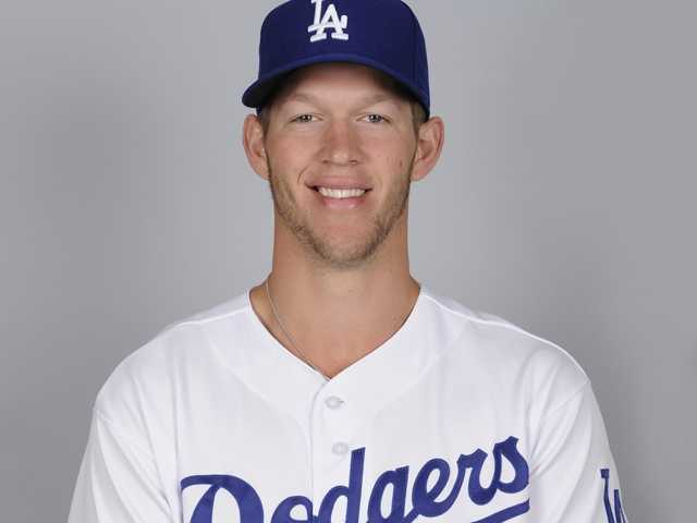 6. Clayton Kershaw, Dodgers