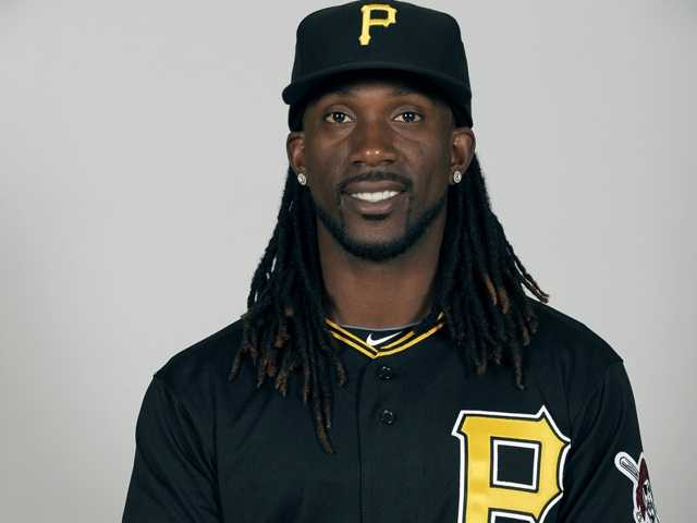 8. Andrew McCutchen, Pirates