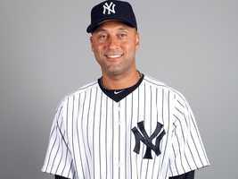 12. Derek Jeter, Yankees