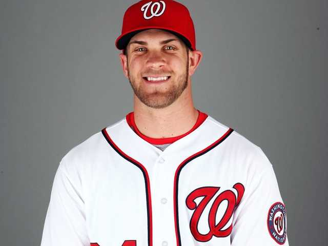 15. Bryce Harper, Nationals