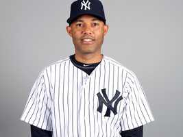 1. Mariano Rivera, Yankees