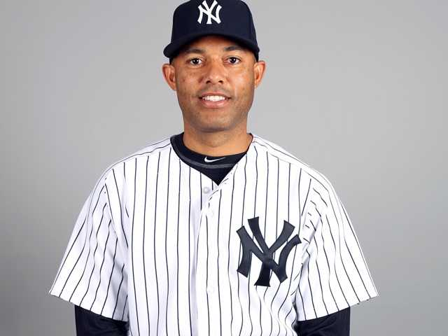1. Mariano Rivera, Yankees