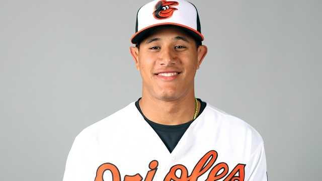 4. Manny Machado, Orioles