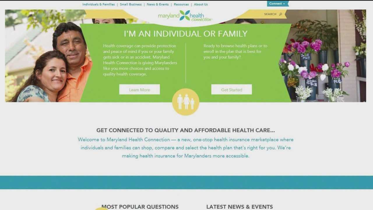 Many Marylanders who were curious about what kind of coverage they could get from the new Affordable Care Act were not able to on Marylandhealthconnection.gov because of issues the website experienced the first day of enrollment Oct. 1.