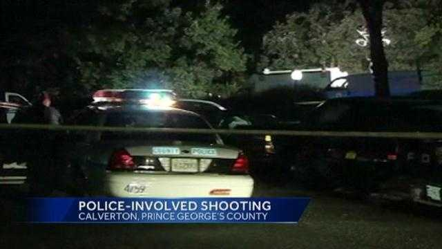 police-involved shooting