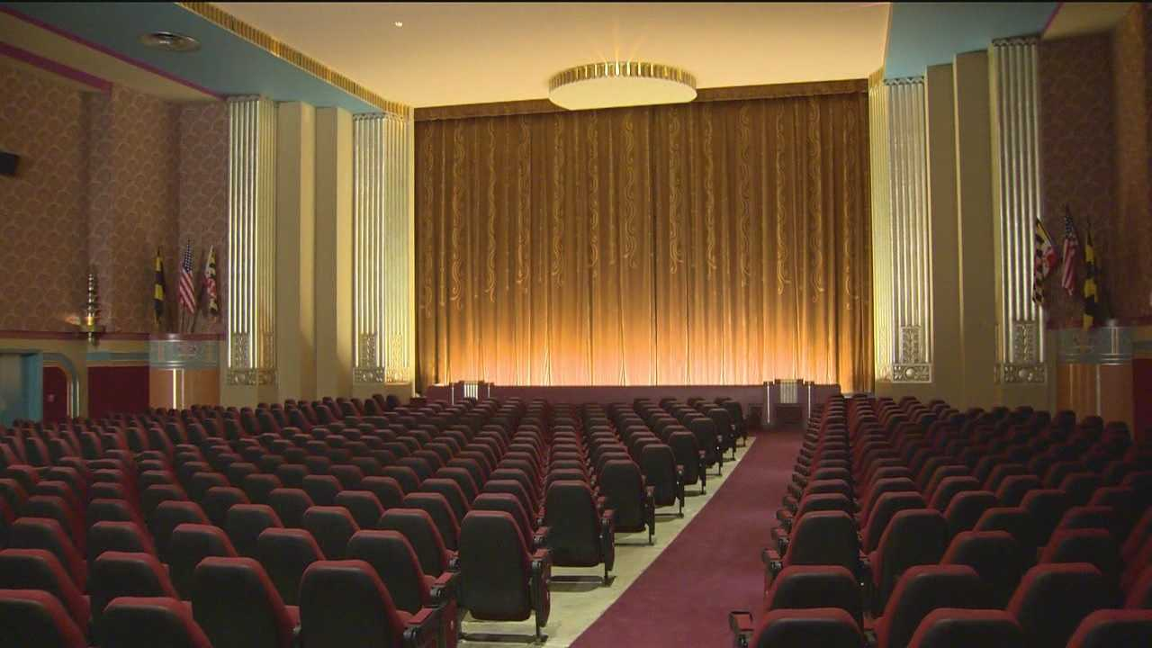 The 74-year-old Senator Theatre reopens Thursday after undergoing $3 million in repairs and renovations.