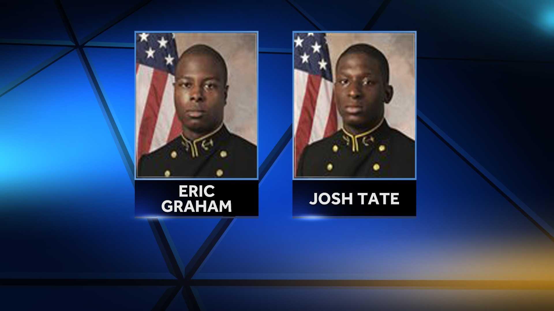 Eric Graham, Josh Tate