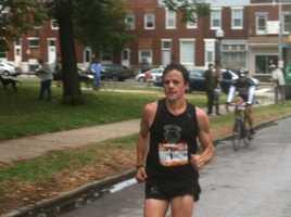 Berdan at mile 16.