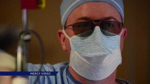 HD 3D glasses for surgeries